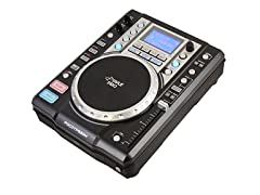DJ/CD/CD-R/MP3 Player & Controller