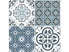 Peel & Stick Floor Tiles, Myriad