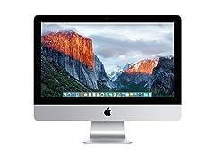 "Apple MK142LL/A iMac 21.5"""