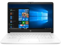 "HP 14"" Intel Dual-Core 64GB Notebooks"