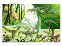 Jurassic Cartoon Dinosaurs