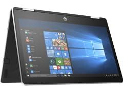"HP 11"" Intel Quad-Core 128G Convertible Laptop (Open Box)"