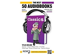 50 AudioBooks