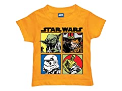 Hero Boxes Gold Toddler Tee (2T-4T)