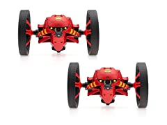 Parrot Jumping Night MiniDrone (2 Pack)