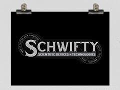 Schwifty Tech Poster