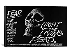 Night of the Living Dead (2-Sizes)