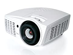 Optoma 3D Home Theater 1080p Projector