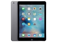 "Apple iPad Air 9.7"" 128GB Tablet (1st Gen)"