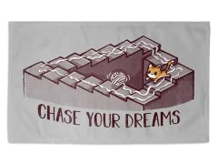 Chase Your Dreams 3' x 2' Rug