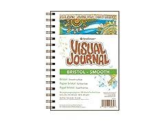 Strathmore Visual Watercolor Journal