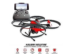 Kolibri Hellfire Drone w/ 720p Camera