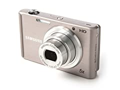 16.1MP Digital Camera w/ 5x Optical Zoom