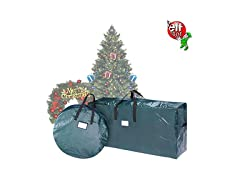 Elf Stor Storage Christmas Tree & Wreath Storage Bag