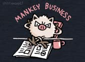 Mankey Business