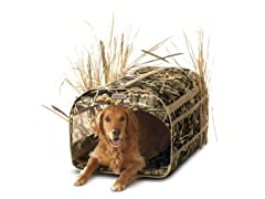 Heritage Dog Retriever Blind & Decoy Bag
