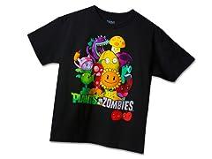 Plants vs Zombies Tee