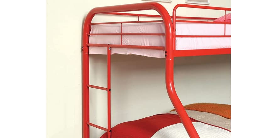 Woot Full Frame Metal Bed