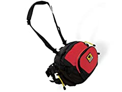 Swift TLS Lumbar Pack - Red