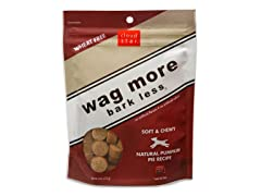 Wag More Bark Less Soft&Chewy- 3 Flavors