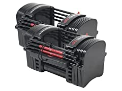 PowerBlock Elite EXP Dumbbell Set