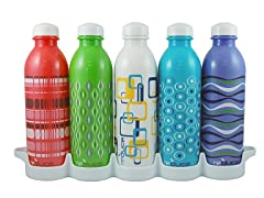 """Spectrum II"" 16oz Bottles 5-Pack"