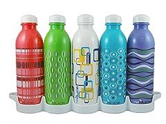 """Spectrum II"" 16oz Bottles 5-Pack"