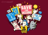 Save ALL the Unicorns!