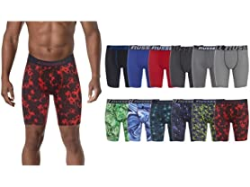 Russell Performance Men's Assorted Boxer Briefs12-PK