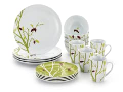 Seasons Changing 16-Pc Dinnerware Set