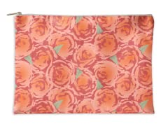 """Rose Garden"" Accessory Pouch"