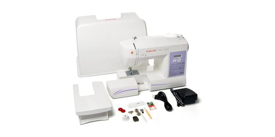 Singer Fashion Mate Sewing Machine Gorgeous Singer Fashion Mate Sewing Machine 5500