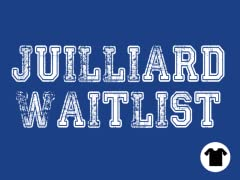 Juilliard Waitlist