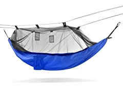 Yukon Outfitters Mosquito Hammock - Blue