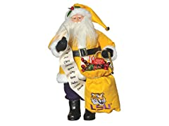 Santa Claus w/bag- LSU