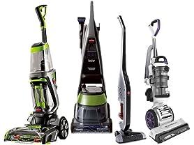 Floorcare Favs: Bissell, Eureka, & Hoover