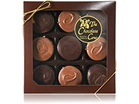 18 Piece The Chocolate Cow Peanut Butter Cups
