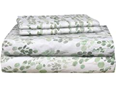 Auraa Essentials 144 TC Cotton Sheet Set