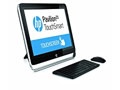 "HP 23"" Full-HD AMD A6 AIO Touch Desktop"