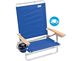 RIO Classic 5 Position Folding Chair