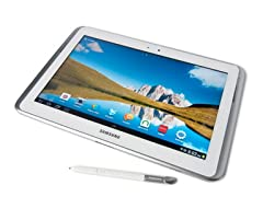 """Galaxy Note 16GB 10.1"""" Tablet w/ Pouch"""