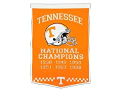 Tennessee Dynasty Banner