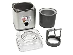 Cuisinart Frozen Yogurt-Sorbet & Ice Cream Maker