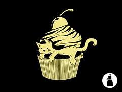 Cupcat Cutecake Apron