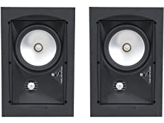 "SpeakerCraft Profile AIM7 MT Three 7"" Wall Speaker (2)"