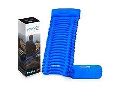 SereneLife Backpacking Air Mattress Pad