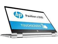 "HP Pavilion x360 14"" Intel i5 Convertible"