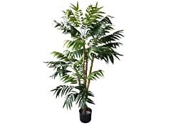 5' Tropical Palm Artificial Tree
