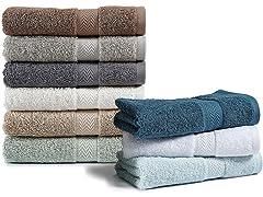 3PC Bath Towel Set (Your Choice Color)