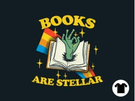 Books Are Stellar